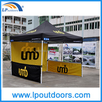 3x3m outdoor pop up shelter tent for events