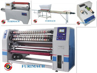 Carton Sealing Tape Slitting Machine/ Sealing tape slitter and rewinder for your need