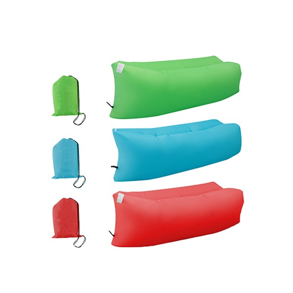Latest Inflatable Beach Bed Air Bed Lay Bag For Camping