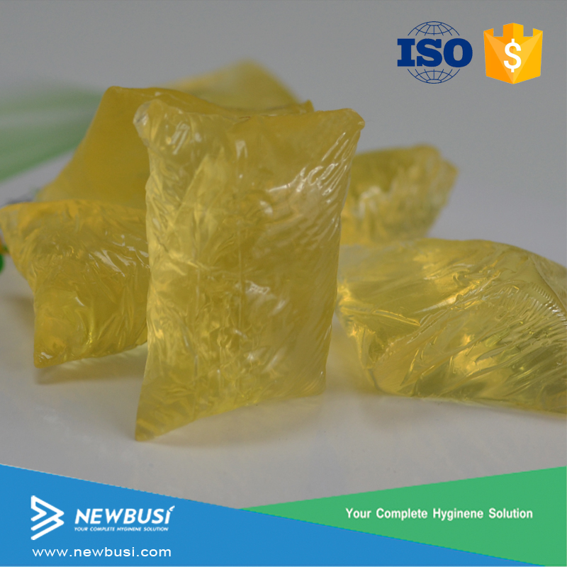 Raw Materials For Diaper Sanitary Napkin Making Silicone Sealant Hot Melt Adhesives