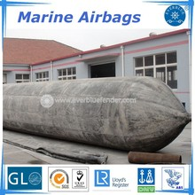 floating dock/ship launching marine airbags for pontoon