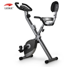 Compact foldable exercise x bike spinning