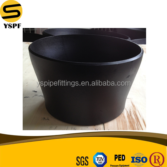 pipe fitting concentric reducer types schedule 30 steel pipe fittings reducer sa234 wpb