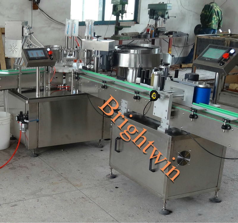 high quality tobacco tar filling machine with CE ISO9001