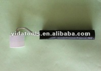 2012 Hot Sale Drywall tools plastic wood rubber roller head Wallpaper Seam Roller