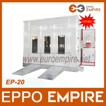 Hot sale CE approved auto spray booth /car spray paint booth oven/furniture painting booth