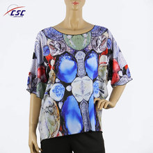 OEM Custom Comfortable All Over Sublimation Printing casual shirt