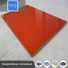 paint and acrylic laminated woodgrain color painting uv mdf for cheap price
