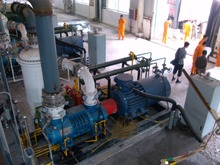 Gas Screw Compressor 2.0 m3/min 2.5m3/min 3.5m3/min 5.0m3/min 0.8Mpa