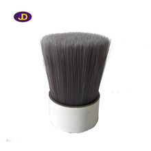 Manufacturer customized PBT hollow grey tapered brush Filaments