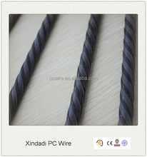 8.0mm spiral prestressed concrete wire for prefab house