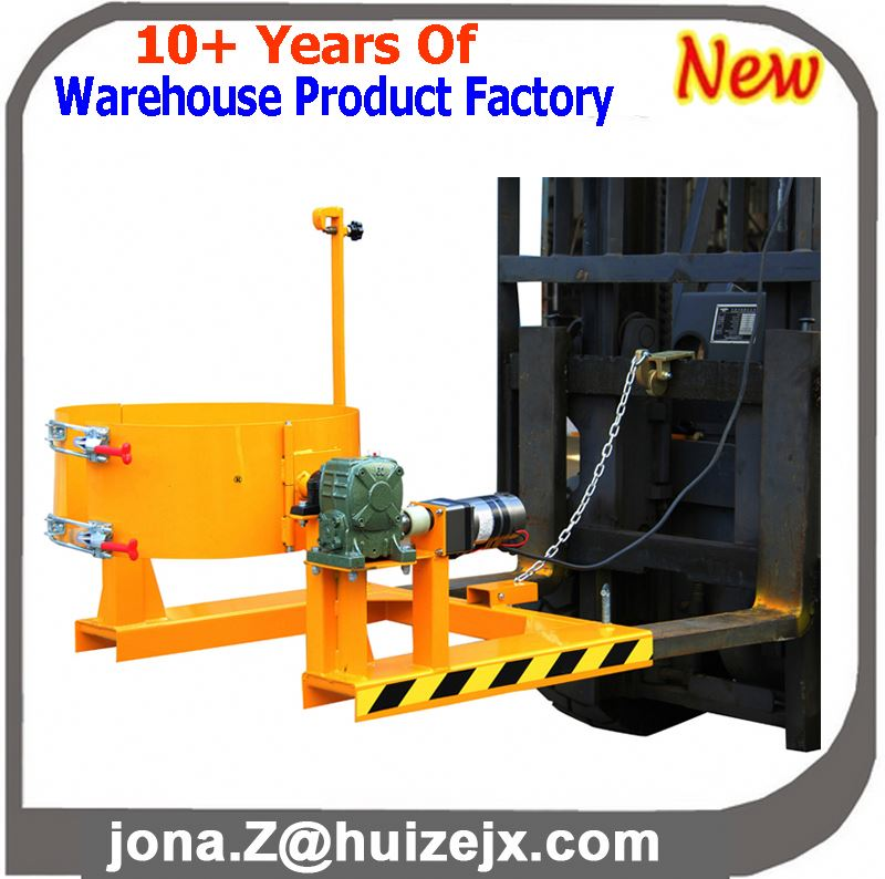 China Forklift Drum Lifter Attachments