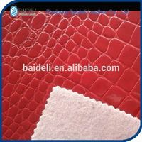 Textiles Leather Products Pvc Leather