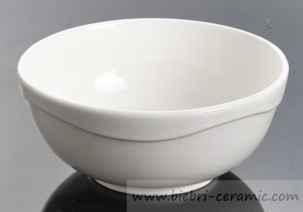 12 to 60 oz Dessert Salad Pasta Food Fruit Cereal Rice Bowl, Hotel Restaurant Party Ceramic Porcelain Fine Bone China Bowls