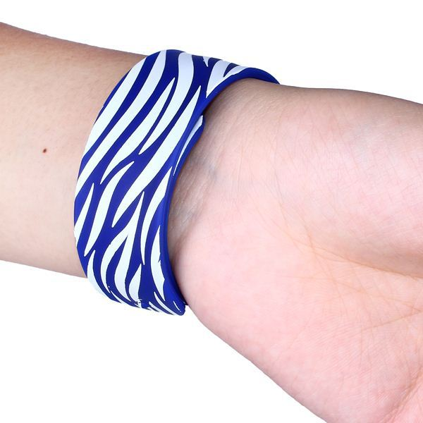 custom rubber slap bracelet,fashion cool bracelet slap