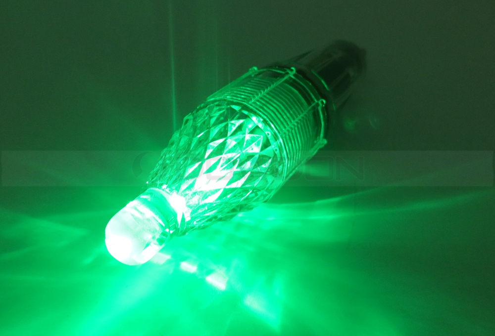 12cm 17cm LED Underwater Fishing Lure Lamp for Boat