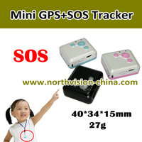 mini necklace gps tracker for kid with app tracking on mobile phone