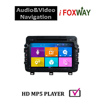 Car dvd built-in gps /bluetooth/ am/fm radio/tv for optima K5 2014