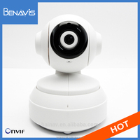 1280X960 2 antenna pt two way audio wireless cctv security camera for apartment door