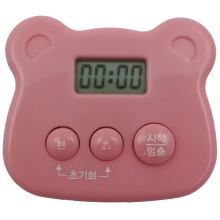 Y-3020 countdown 99'59' animal shaped kitchen fridge magnet timer