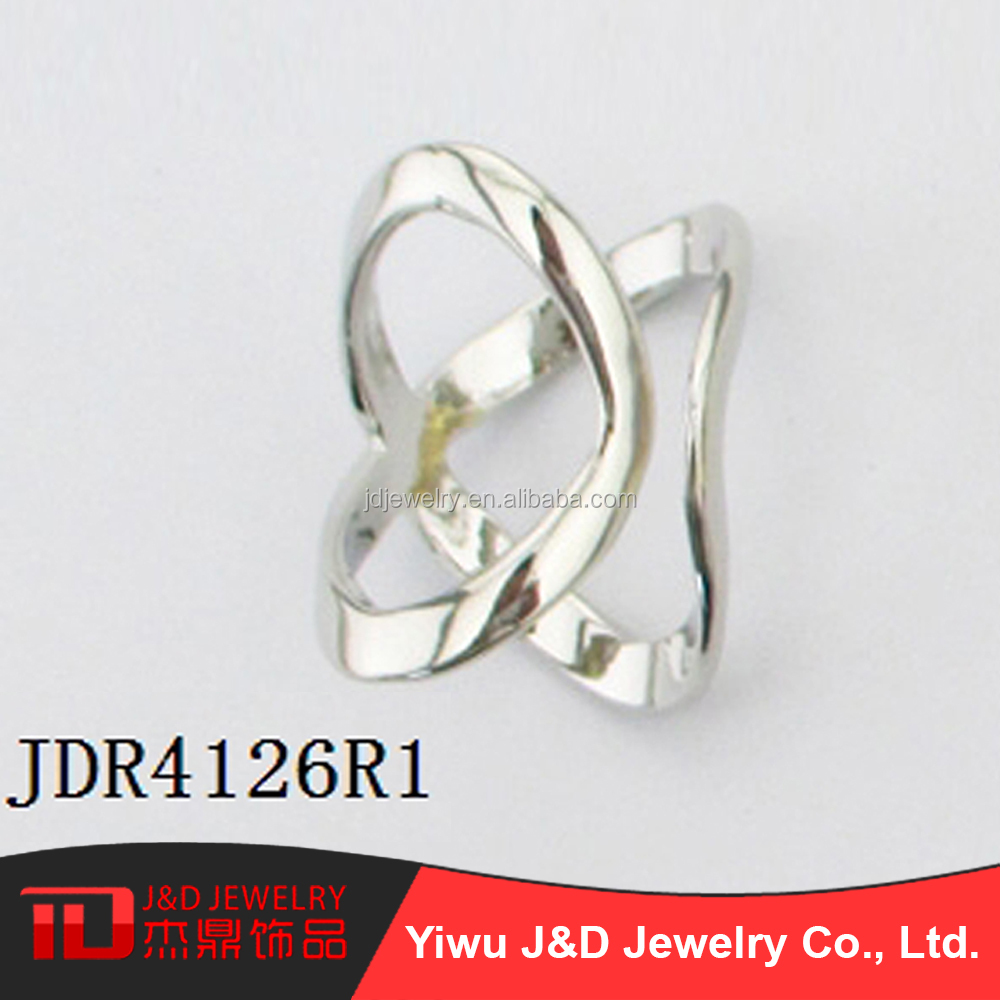 China factory simple european style silver wedding ring designs,silver poison rings design for women