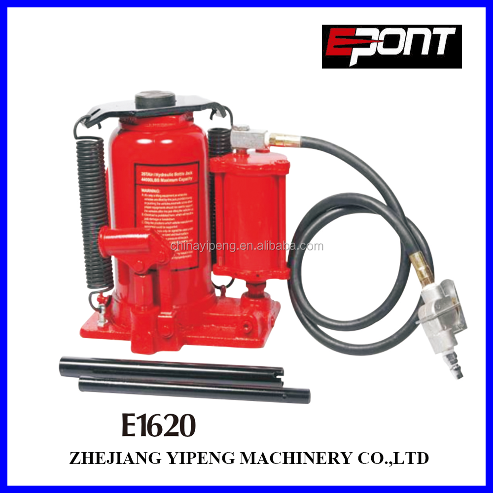 20Ton air hydraulic bottle jack Mechanical tool