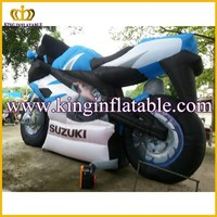 Good Quality Inflatable Model Inflatable Motorcycle/Motorbike/Autocycle