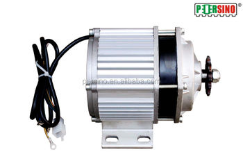 high efficiency 48v 500w brushless dc motor for different kinds of electric vehicle