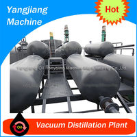 Used Gasoline Engine Oil Distillation Unit YJ-TY-20