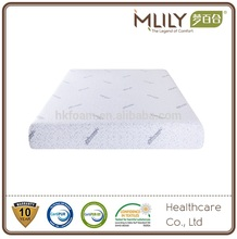 Sleepwell high density foam mattress with elegant cover