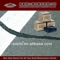 TE-I rubberized blacktop pavement sealer