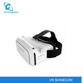 Newest Real 3d Glasses Vr Box Shinecon Virtual Reality Cardboard 3d Movie Game With Resin Lens For 4.0-6.0 Inch Phone