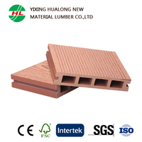 135x27mm indonesian wood products / wood plastic composite production line / homemade wood products