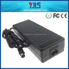 shenzhen 8 years manufacturer AC to DC 15V 8A 120W usb adapter network portable with 4pin