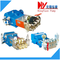 triplex plunger high pressure water injection pump