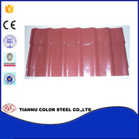 Thickness 0.23-0.8mm wholesale price color coated sheet/corrugated sheet for roofing material/prepainted galvanized steel sheet