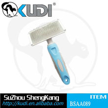 Don slicker brush/Pet grooming brush BSAA089