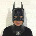 Realistic Animal Fancy Dress Batman Mask For Halloween Party