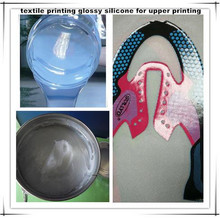 sport shoes good adhesion 3D high density printing silicone ink