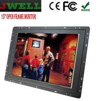 hot sell 15 inch hd tft Great A monitor 15 Inch Multi Touch Open Frame LCD Monitor