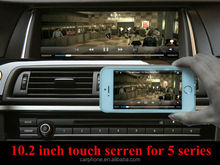 Car screen-changed video interface upgrading multimedia system for 5, 3, 1 series
