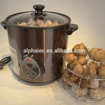 ON SALE best healthy gift black garlic fermenter black garlic machine