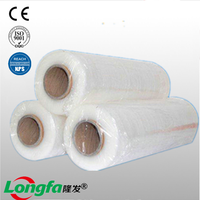 High quality lldpe hand packaging stretch film