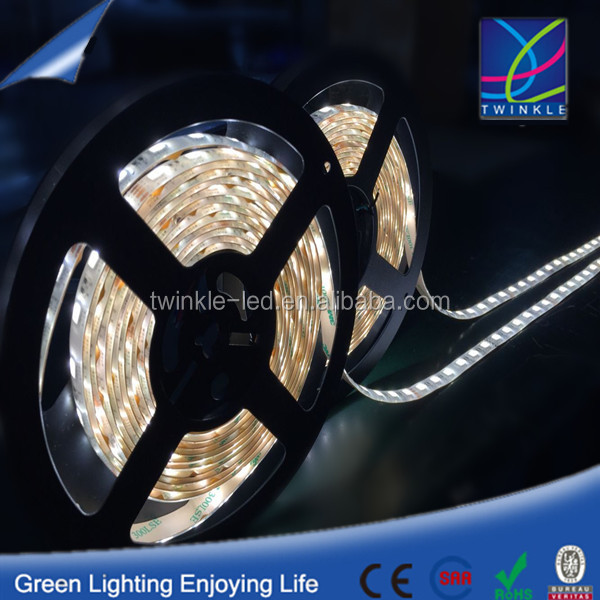 High-end Cuttable LED Backlight TV Strip Tape RGBW 5050 SMD Non Waterproof Television Lighting Decoration