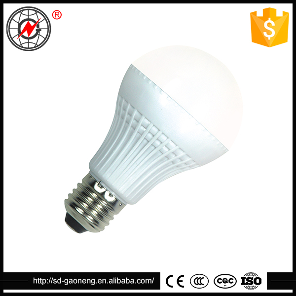 Low Cost High Quality Energy Saving E27 Led Bulb Light