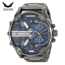 Wholesales Price big face luxury men top brand best selling watches men