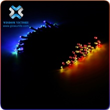 Cixi Landsign solar string lights series 4.5m 30 leds illuminated christmas decorations fence light for holiday decorations