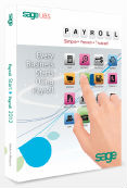 Sage UBS Payroll 2015 Software - Pay 30