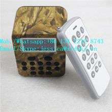 Dc 12V Remote Control 50W Hunting Bird Mp3 Player For Hunting