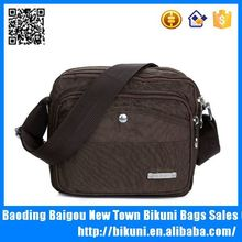 China wholesale shoulder messenger sling bag men messenger bag